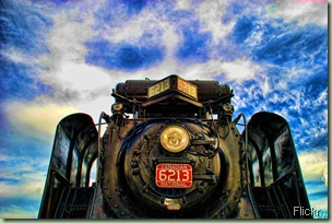 train flickr