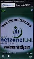 Screenshot of KMCC NETZONE IUML RADIO