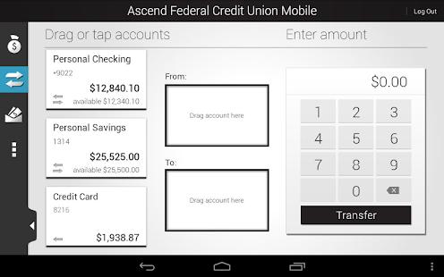 Ascend Federal Credit Union- screenshot thumbnail