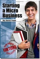 Starting a Micro Business by Carol Topp