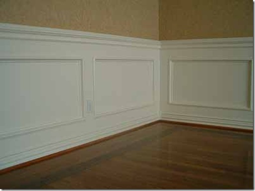 Wainscoting And Diying It Southern Hospitality