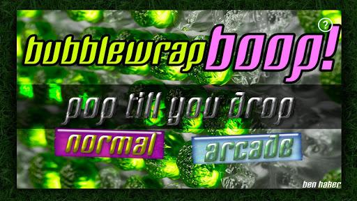 Bubble Wrap Boop HD