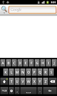 Keyboard for Dyslexics- screenshot thumbnail
