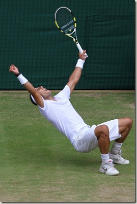 Gravity Defying Tennis Shoes