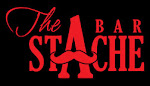 Logo for the stache bar