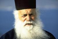 Greek Orthodox Monk