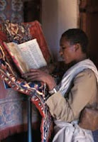 Eritherian Orthodox Monk