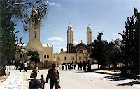 St Mina Monastery - Egypt