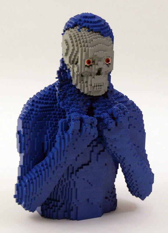 8fe3785a3a4 20 Incredible LEGO Artworks by Nathan Sawaya   Bored Panda