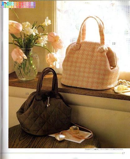 Самые разные сумки с выкройками.  Сшить сумку своими руками совсем.