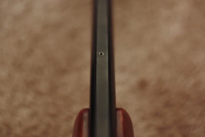 Shotgunworld com • Middle Bead Off-Center? [Ruger Red Label]
