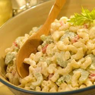 Classic Macaroni Salad With Mayonnaise Recipes.