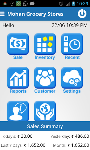 POS - Smart Store Mobile