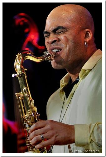 Wayne Escoffery (Nova Jazz Cava, Terrassa, 17/3/2011)
