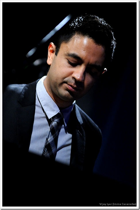 Vijay Iyer (Nova Jazz Cava, Terrassa, 24/3/2016)