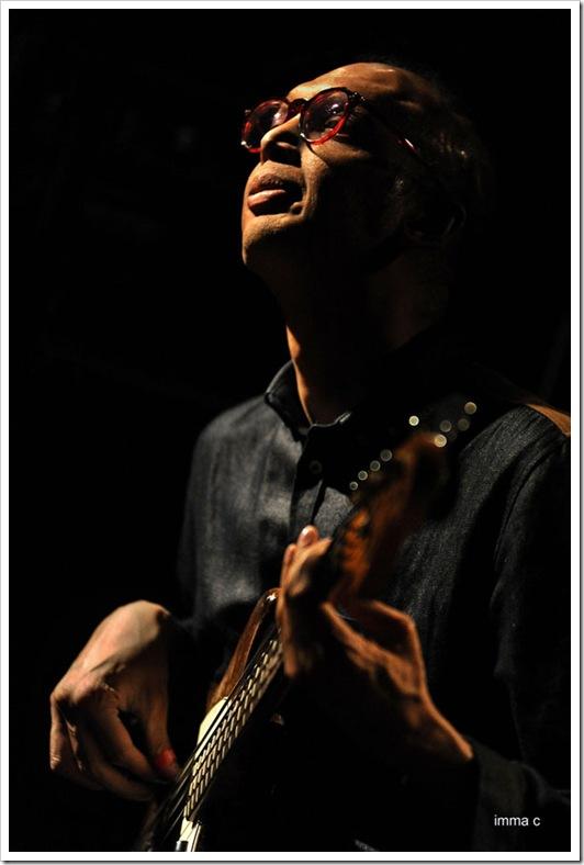 Shahzad Ismaily (Auditori de l'Atlàntida, Vic, 14/5/2011)