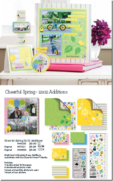 Cheerful Spring