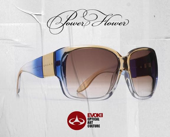 Lançamento Evoke   Óculos Power Flower! 87c7f04586