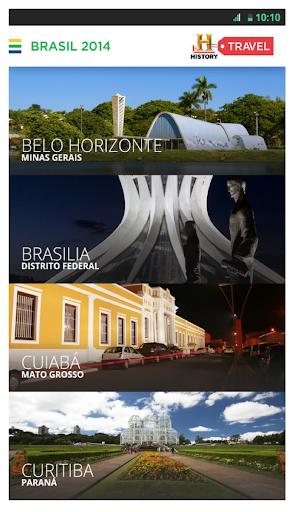 History Travel Mundialista