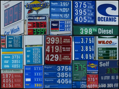 gas price collage0521