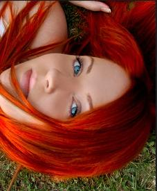 Red Hair - Jaquelline