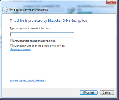 09-10-14 BitLocker To Go - 14 - Post Plug In Ask