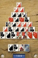 Screenshot of Solitaire Deluxe® (Ad-Free)