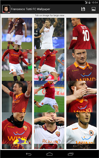Francesco Totti FC Wallpaper