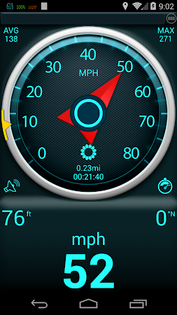Gps Speedometer 1.3.2 screenshot 378890