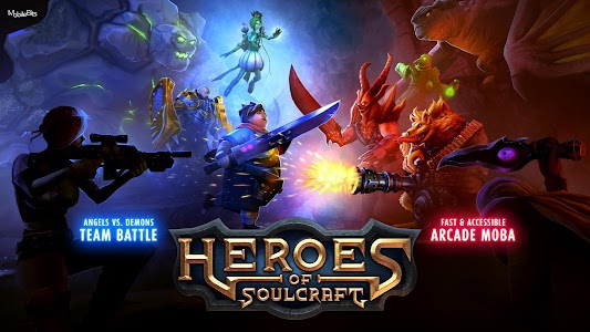 Heroes of SoulCraft - MOBA 1.6.0