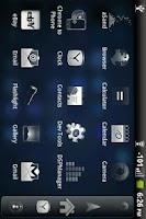 Screenshot of ADWTheme Faded
