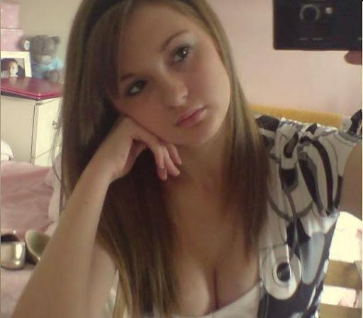 Have found Blonde girls on facebook think