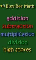 Screenshot of Busy Bee Math Free