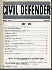 Civil Defender Issue 1 TOC-150