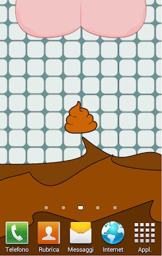 Sfondo Animato Cacca