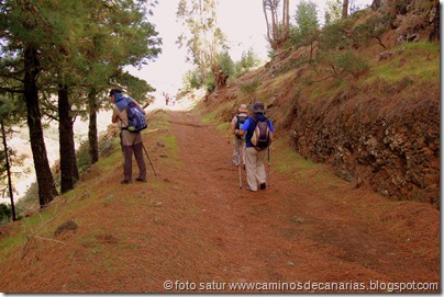 1650 Montaña Pajarito-Valleseco