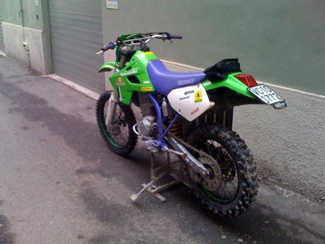 Kawasaki Klx 650 R Scheda Tecnica