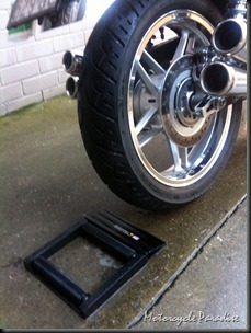 Motorcycle Roller Stand