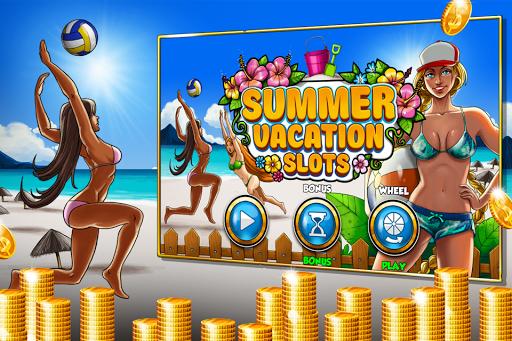 Slots Machine Summer Vacation