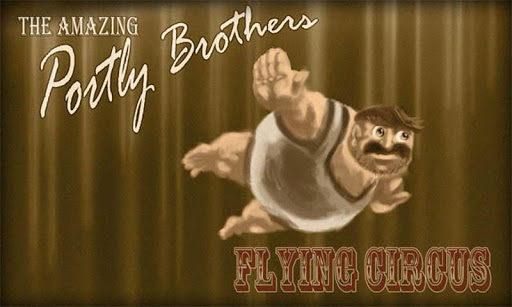 Portly Brothers Flying Circus