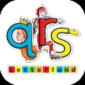 Letterland Stories: Q, R & S