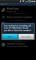 Screenshot of Block'em