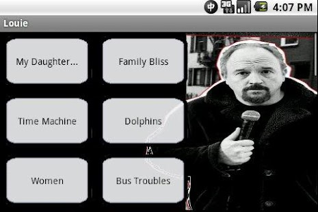 Louis CK Soundboard - screenshot thumbnail