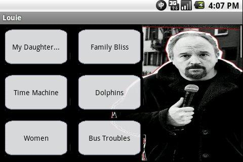 Louis CK Soundboard - screenshot