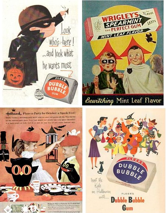 Vintage Halloween Ads.Vintage Clothing Blog Vintage Wedding Dresses Salvage Life