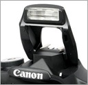 Canon Pop up flash