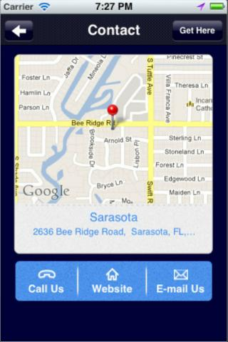 Sarasota Real Estate- screenshot