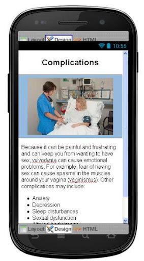 玩免費醫療APP|下載Vulvodynia Disease & Symptoms app不用錢|硬是要APP
