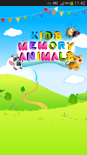 Kids Puzzle: Match Animals