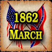 1862 Mar Am Civil War Gazette